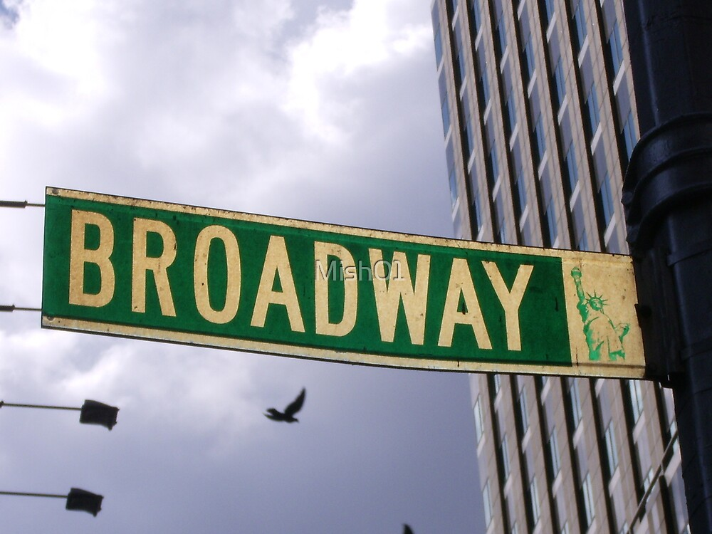 Broadway!  by Mish01