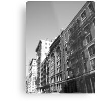 Escape From Old New York  Metal Print