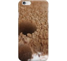 Home to the Wood Boring Bees iPhone Case/Skin