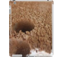 Home to the Wood Boring Bees iPad Case/Skin