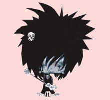 Goth Girl ROX Star TShirt Kids Clothes