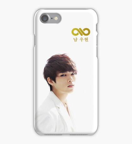 Woohyun iPhone Case/Skin