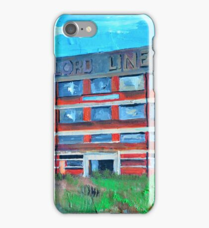 Hull, Lord Line iPhone Case/Skin