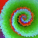 Swirls by WildestArt