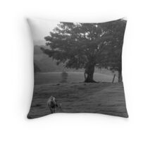 Eureka Galloping Throw Pillow