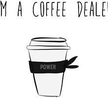 Coffe Dealer Ninja by nnuriasays