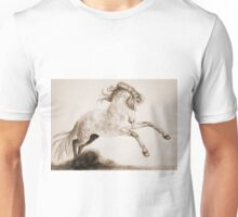 """To Dance"" Sepia Unisex T-Shirt"