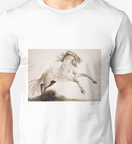 """To Dance"" Sepia Unisex T-Shirt"