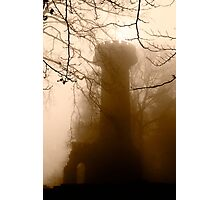 The Haunted Tower Photographic Print