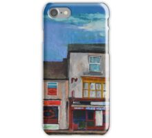 Hull, Spring Bank, At An Angle iPhone Case/Skin