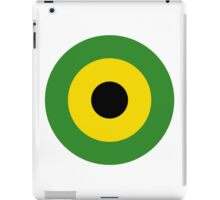 Jamaica Air Force Roundel iPad Case/Skin