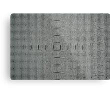 Gray Matter Metal Print