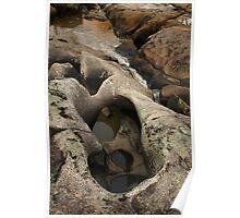 Rock Erosion Poster
