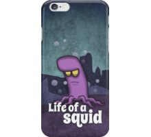 Life of a Squid iPhone Case/Skin