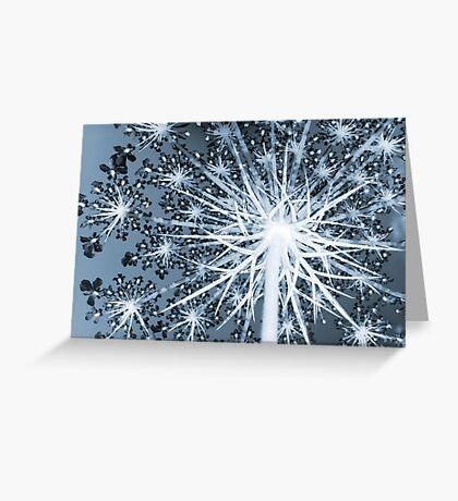 Starburst Greeting Card