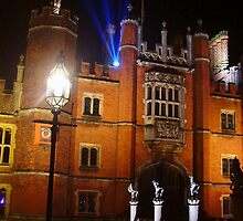 Hampton Court at Christmas by Colin J Williams Photography
