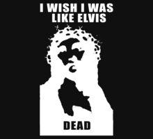 I wish i was like Elvis, Inverted by GimmeDanger