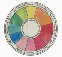 Colour wheel by philbotic
