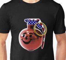 Hey Kool-Grenade, Kool-Aid, Red Sugar Sucker Punch,  Unisex T-Shirt