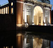 Menin Gate by Aaron  Pegram