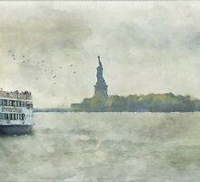 Bye Miss New York by rentedochan