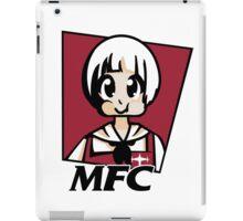 Mankanshoku Fried Croquettes (modern style) iPad Case/Skin