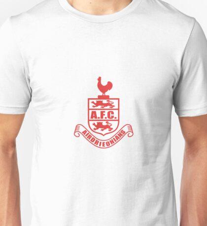Airdrieonians crest 1 Unisex T-Shirt