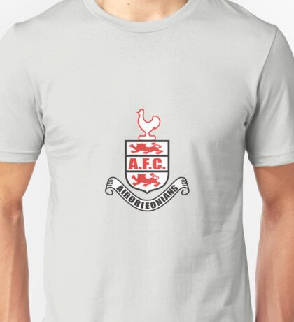 Airdrie crest 2 Unisex T-Shirt