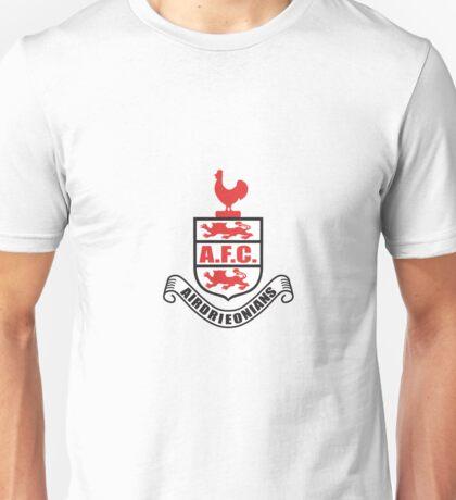 Airdrie crest 3 Unisex T-Shirt