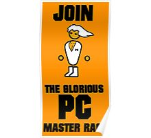 Join the PC Master Race Poster