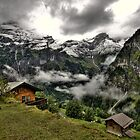 The Alps by Dean Symons