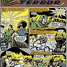 ACTION FORCE JUNGLE TERROR 41 COLOURED BY M.R.D. by morphfix