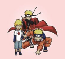 Naruto's Path Kids Clothes