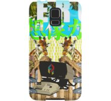 Creative ZERO [Edition One] Samsung Galaxy Case/Skin
