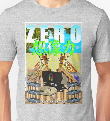 Creative ZERO [Edition One] Unisex T-Shirt