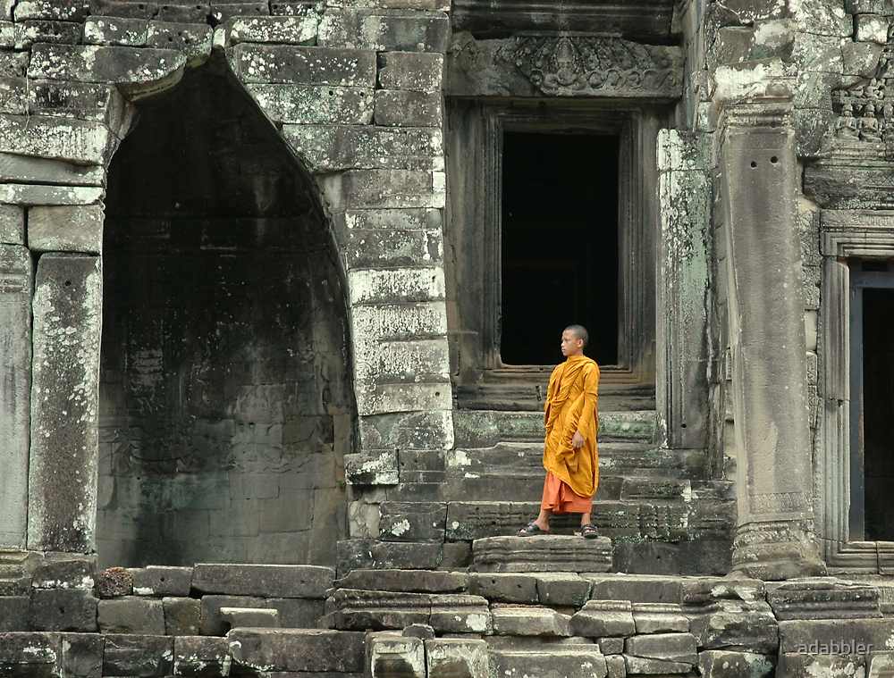 Monk business by Trevor Needham