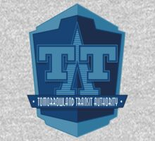 Tomorrowland Transit Authority - Peoplemover Kids Tee