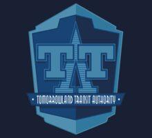 Tomorrowland Transit Authority - Peoplemover One Piece - Long Sleeve