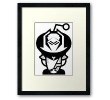 Speaker Snoo Framed Print
