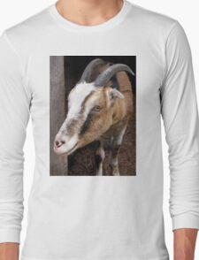 A Fuzzy Friend Long Sleeve T-Shirt