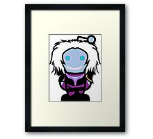 Awoken Queen Snoo Framed Print