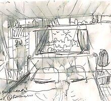 BACKWARDS(C2011) by Paul Romanowski