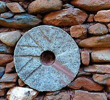 Wall, Hagood Mill, South Carolina by fauselr