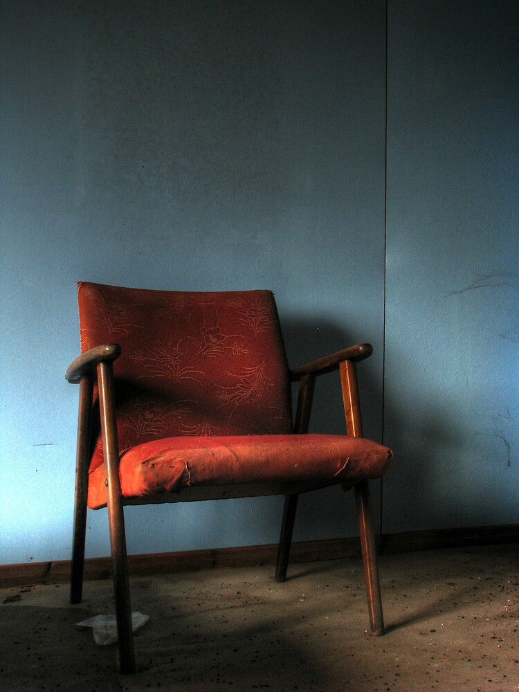 'The chair' by Petri Volanen
