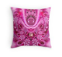 Explosion Of Beauty Throw Pillow
