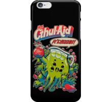CTHUL-AID iPhone Case/Skin