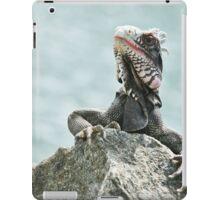 Caribbean Iguana iPad Case/Skin