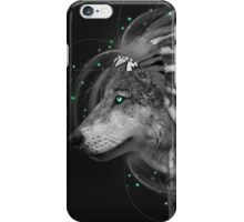Don't Define Your World (Chief of Dreams: Wolf) iPhone Case/Skin