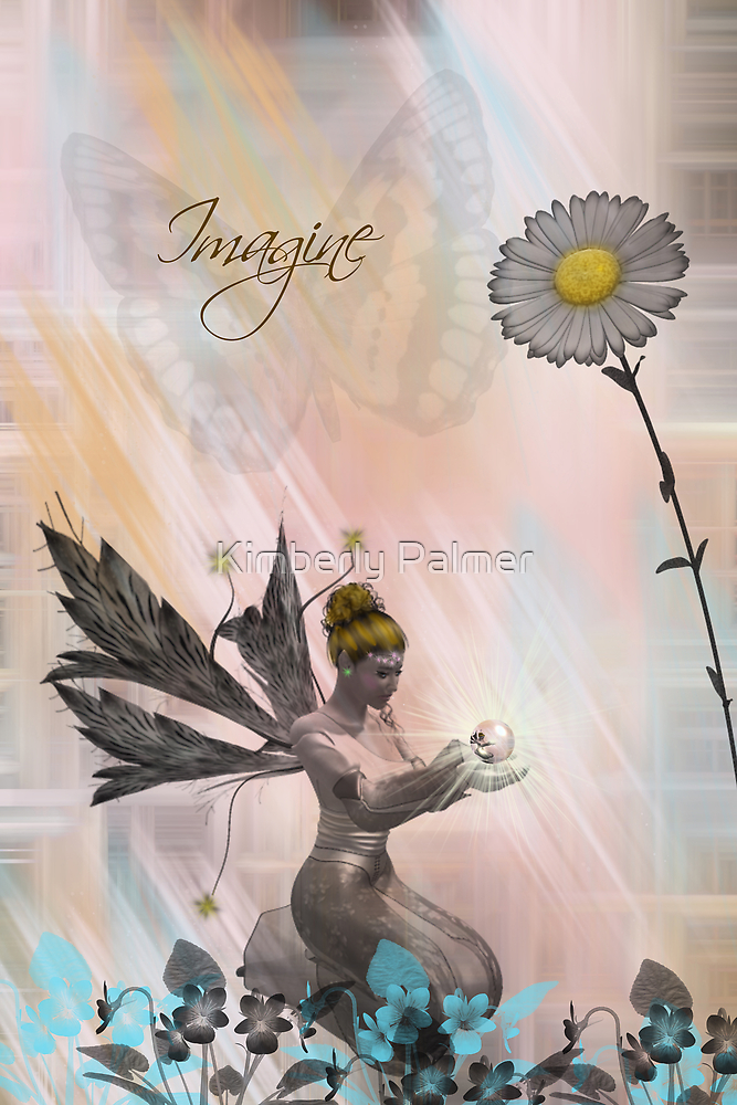 Imagine by Kimberly Palmer