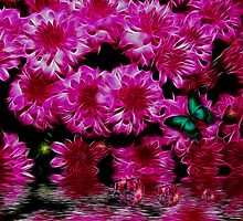 Pink Passion by Angi Baker